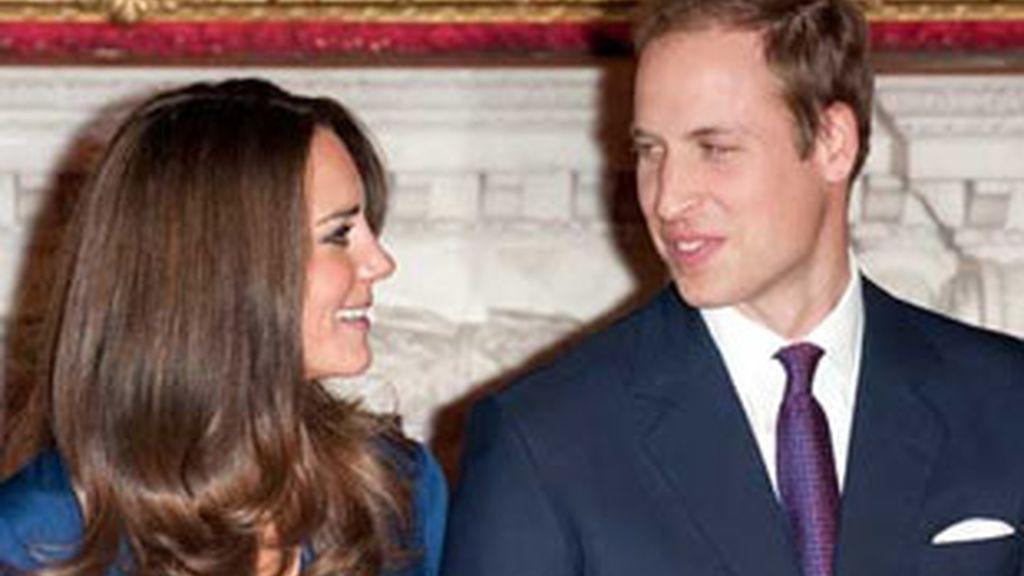 El anuncio de la boda se produjo el 16 de noviembre. Foto: EFE.