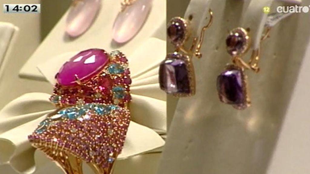 Marjaliza blanqueó 7,6 millones de euros comprando joyas y relojes de lujo, según publica Vozpopuli