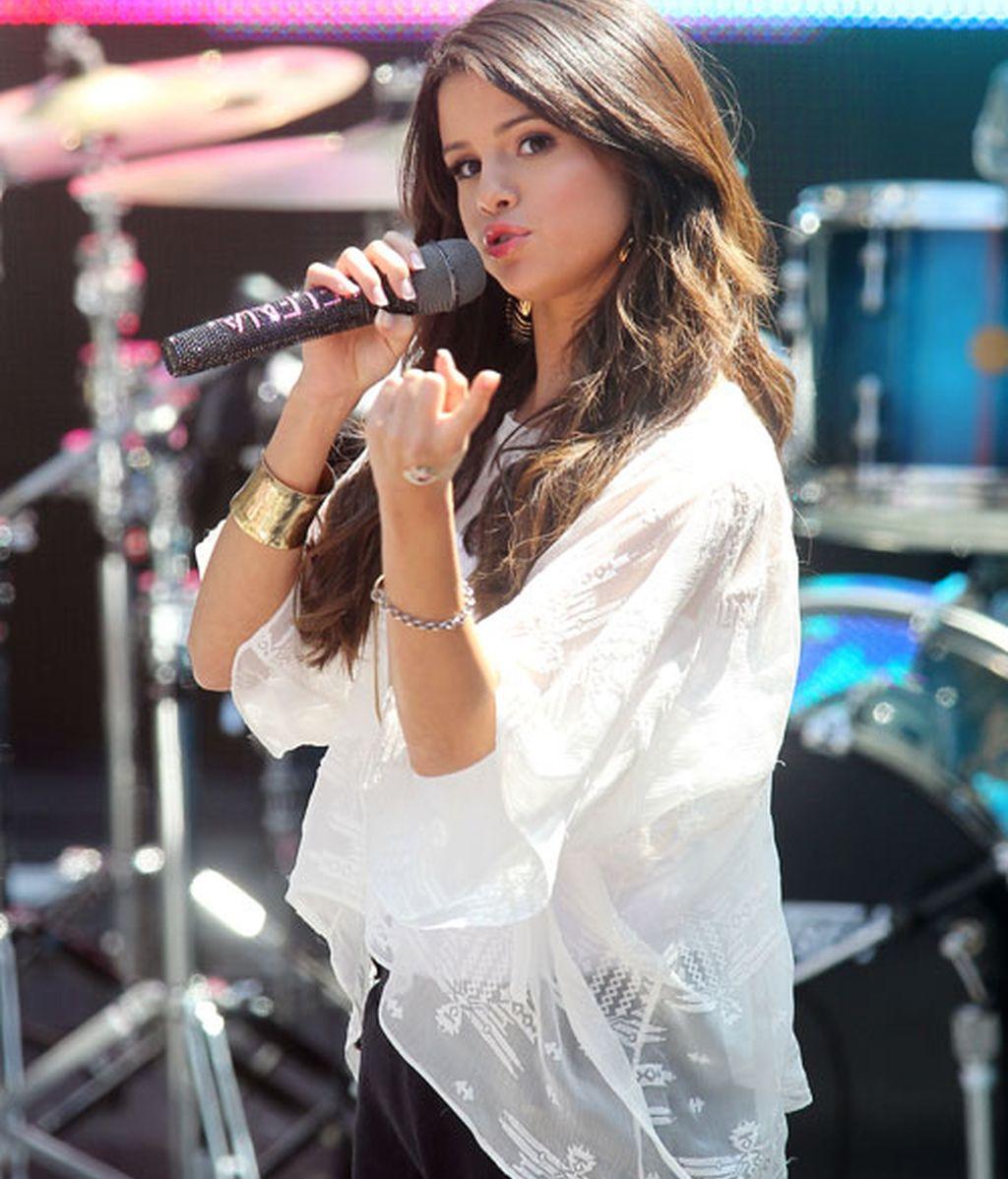 Selena se recupera a lo grande