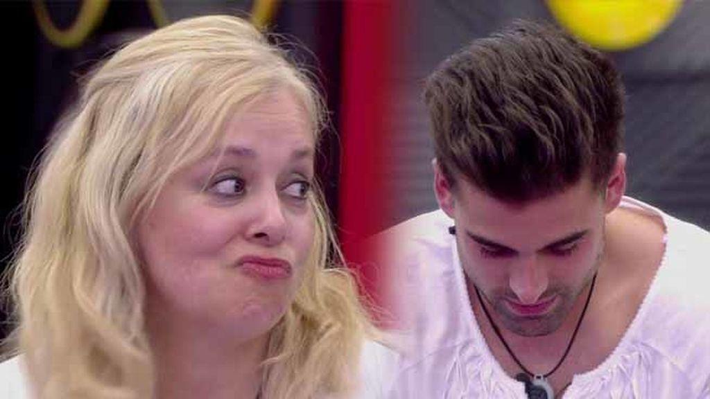 Emma Ozores y Sergio Ayala se enteran de que están nominados...