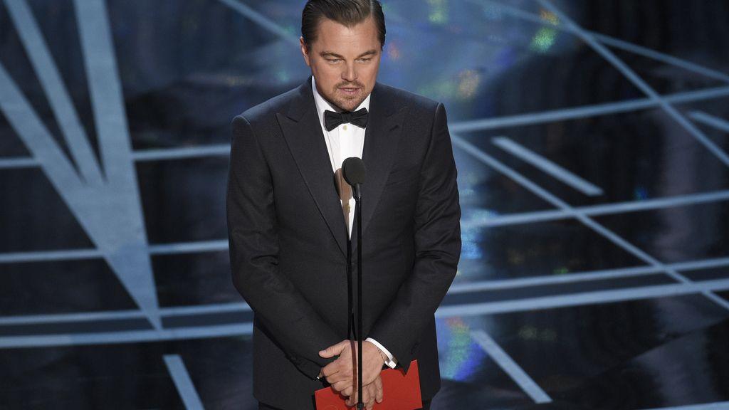¿Pudo ser Leonardo DiCaprio el responsable del caos en los Oscars?