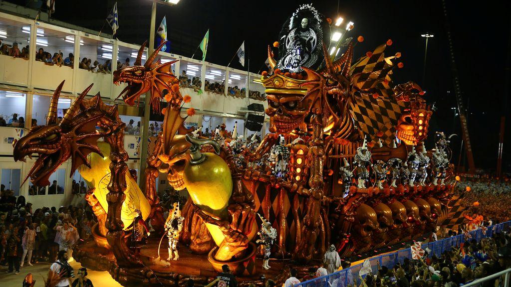 El mayor carnaval del mundo