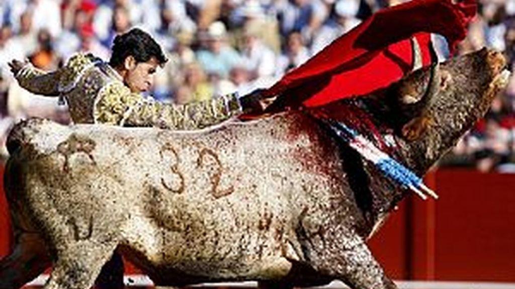 Valverde, uno de los protagonistas de la faena. Foto: archivo EFE