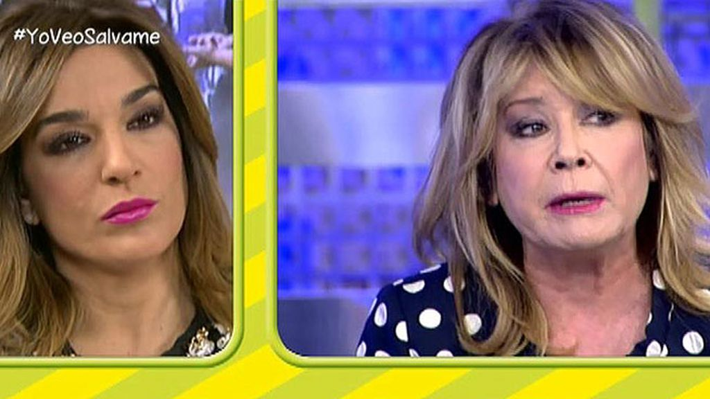 """Mila Ximénez: """"En esta guerra de Gahona y Raquel Bollo, no va a ganar nadie"""""""