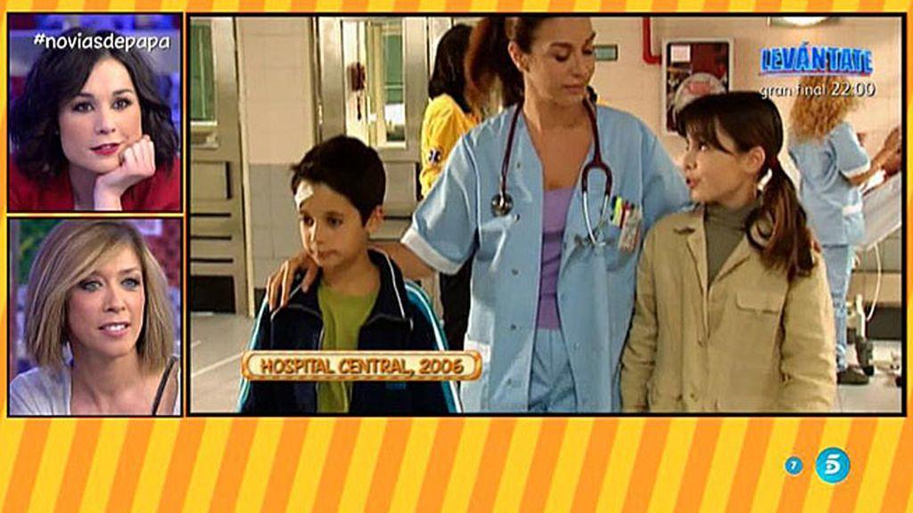 Recordamos el paso de Nadia de Santiago y Eva Isanta por las series de Mediaset