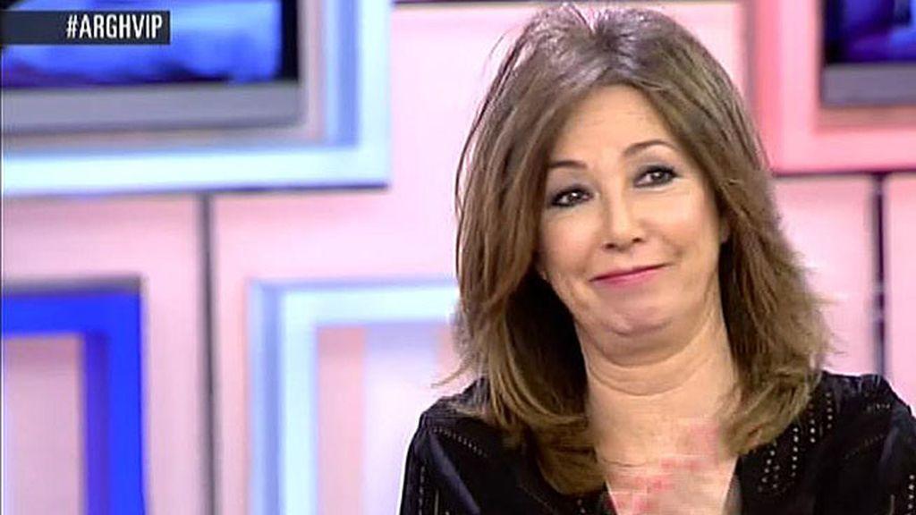 """Ana Rosa, tras los juicios de 'GH VIP': """"Era 'Veredicto', me tenían que haber llamado"""""""