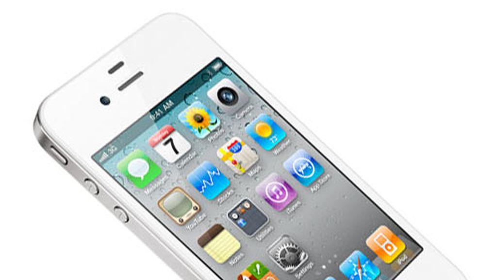 El iPhone 4 blanco era esperado por miles de usuarios y Apple había pospuesto su venta durante muchos meses.