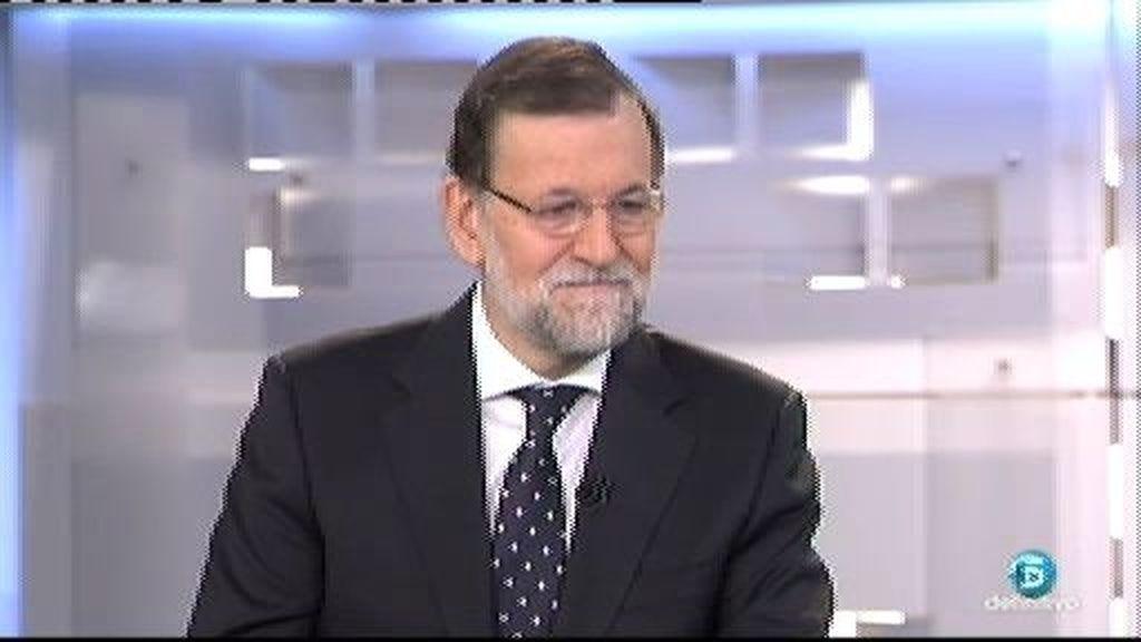 La entrevista a Mariano Rajoy, íntegra