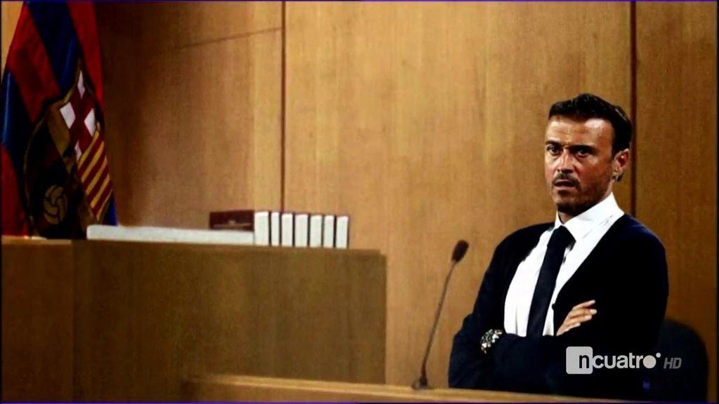 Luis Enrique, acusado de olvidar a la Masía y cambiar el estilo de juego