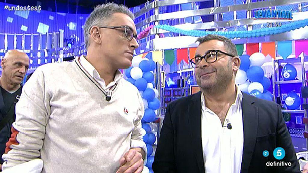 Kiko H. y Jorge Javier no son compatibles