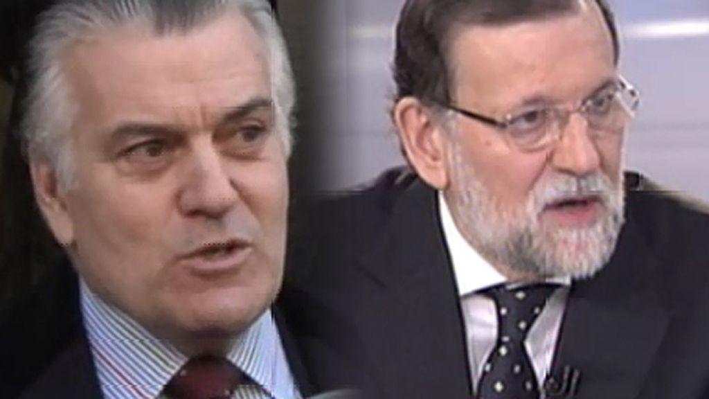 Repasamos las declaraciones de Mariano Rajoy y Luis Bárcenas