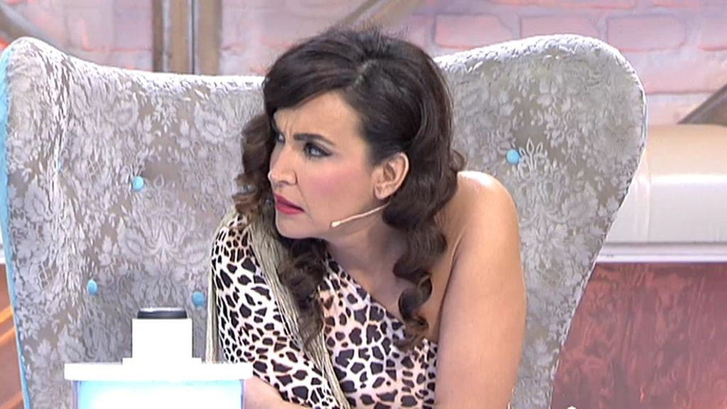 "Cristina Rodríguez: ""Me han confundido muchas veces con un travesti"""