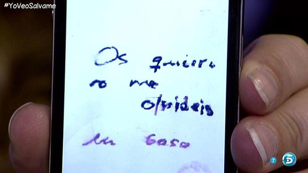 El mensaje de Belén Esteban para 'Sálvame'