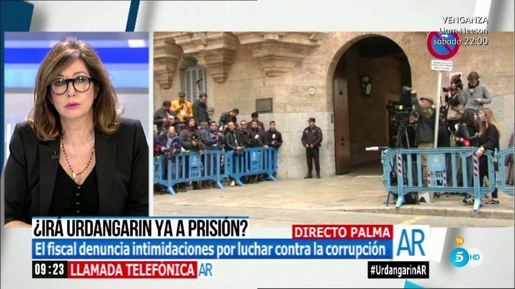 El fiscal de Murcia denuncia intimidaciones por luchar contra la corrupción