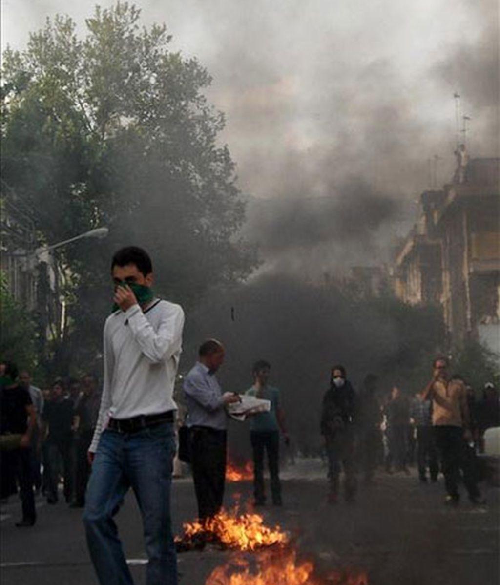 Las protestas en Irán no cesan. Vïdeo: Informativos Telecinco
