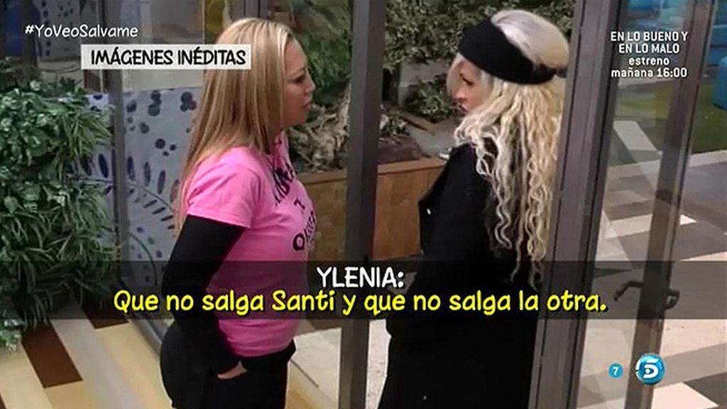 """Ylenia: """"Estoy nominada por no ser una falsa"""""""