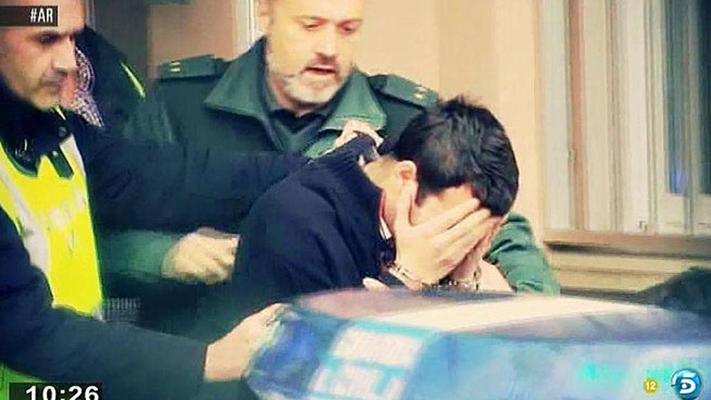 El juez ordena el ingreso en prisión para el padrastro del pequeño Alejandro