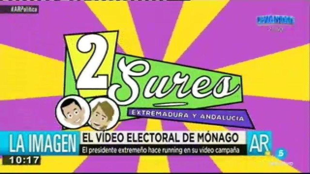 El gobierno de Monago estrena una miniserie de cara a las elecciones