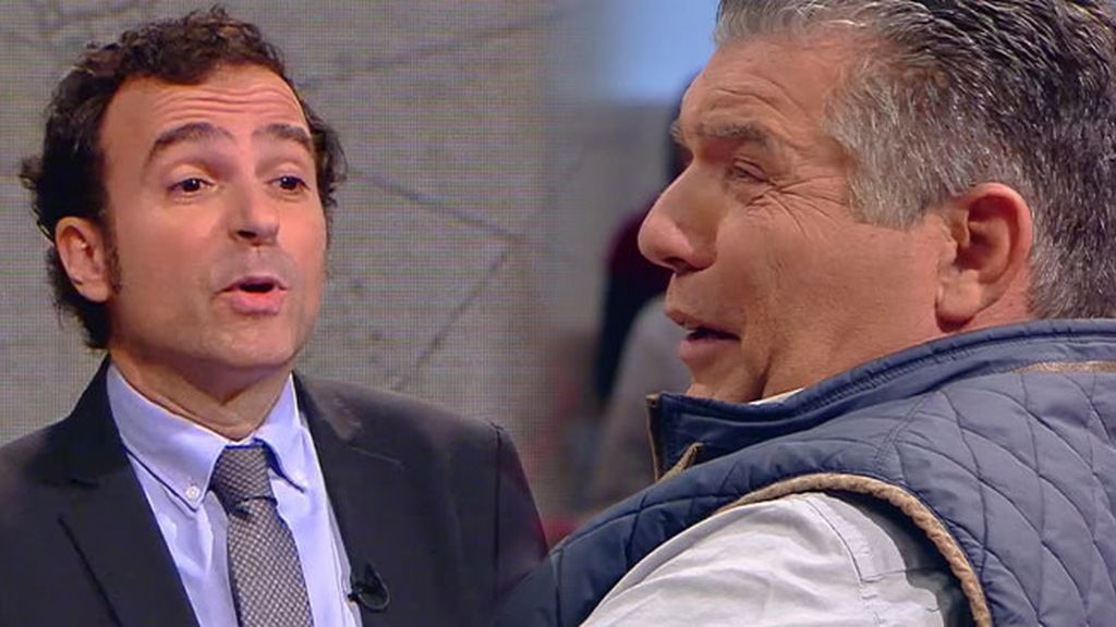 """David Hernández de la Fuente, profesor de historia y experto en canibalismo: """"Sí, Carlitos es un caníbal"""""""