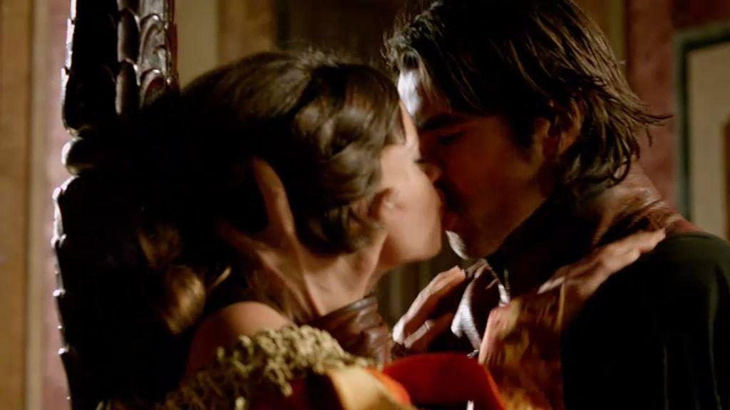 """Diego, a María: """"Me da igual quién caliente tu cama porque tú eres mía"""""""