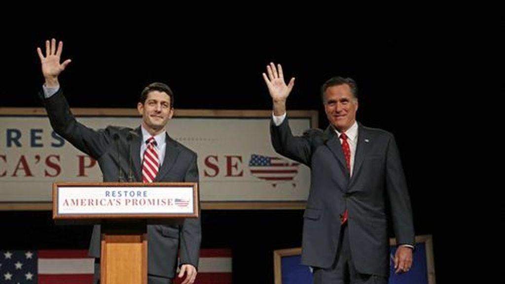 Paul Ryan, y Mitt Rommey, Partido Republicano de Estados Unidos