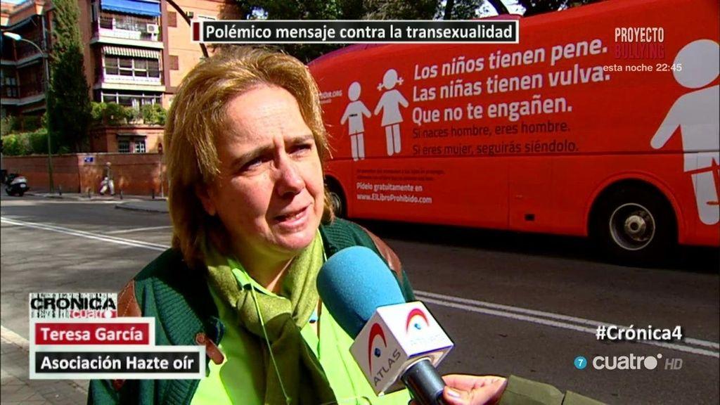 El autobús tránsfobo de la discordia: hablamos con impulsores y denunciantes
