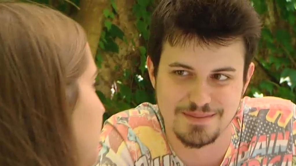 """Yasmina, a Diego: """"¿Qué piensas de la bisexualidad?"""