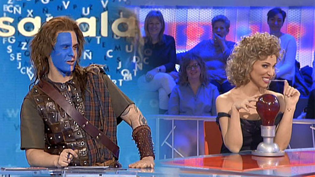 William Wallace, Sandy, Lara Croft... ¡Esto es estilo!