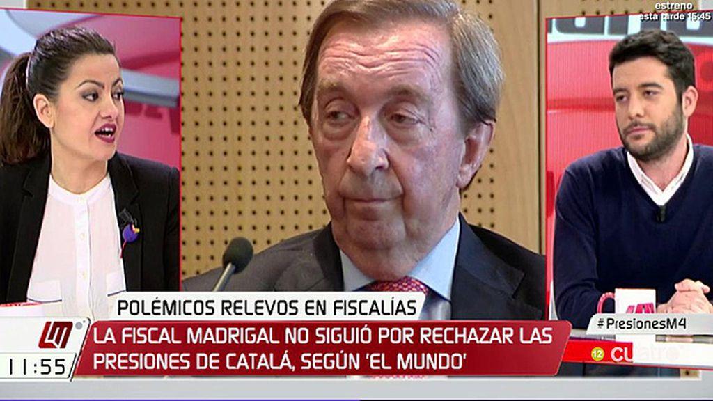 """César Zafra, a PP y PSOE: """"Habéis tratado a la justicia como un juguete"""""""