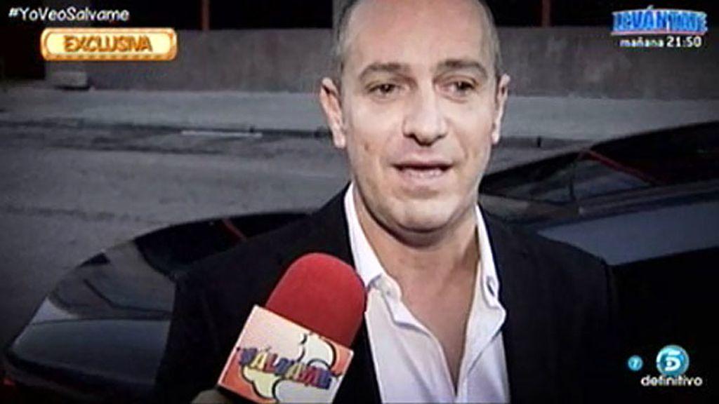 """Víctor Sandoval: """"Gracias a los que me han apoyado, eso era lo que necesitaba"""""""