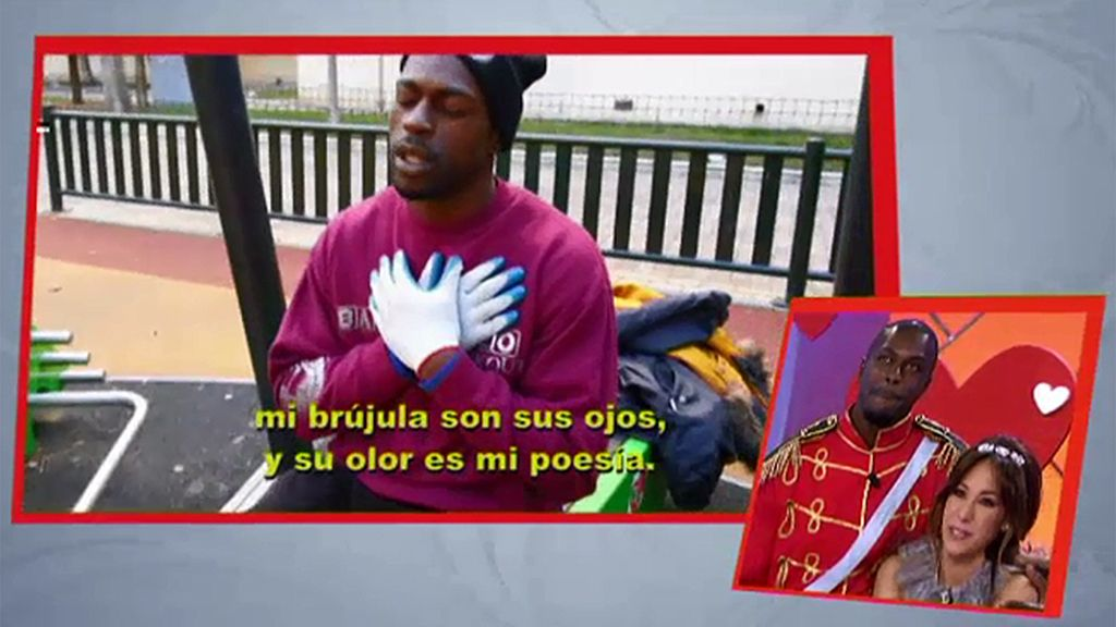 El príncipe Dosel le dedica un rap a Steisy
