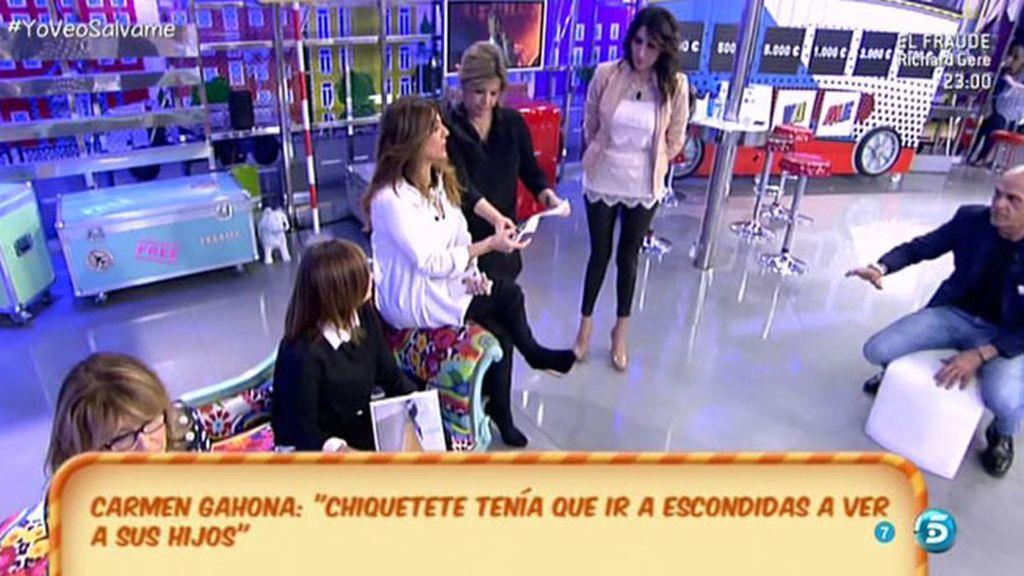 """""""Es imposible que Chiquetete fuese a ver a Manuel porque estaba en busca y captura"""""""