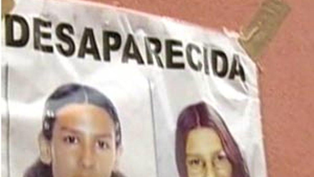Sara Morales desapareció hace casi tres años. Foto: EFE