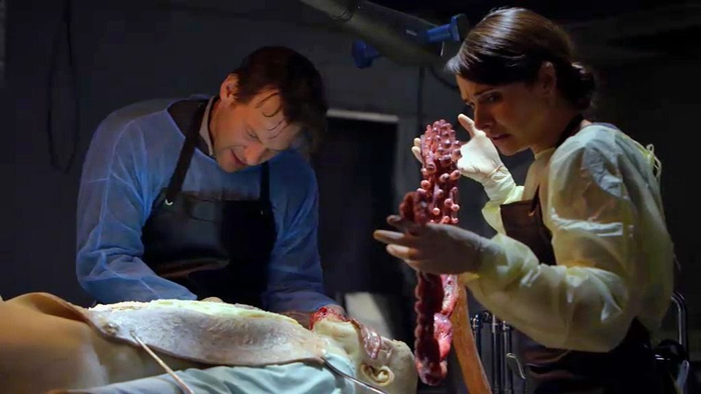 La primera autopsia a un infectado