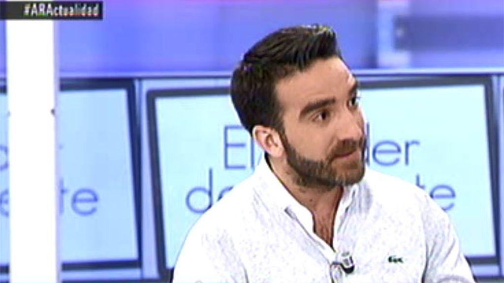"""Francisco Polo, de change.org: """"En España las páginas pro anorexia o pro bulimia son legales"""""""