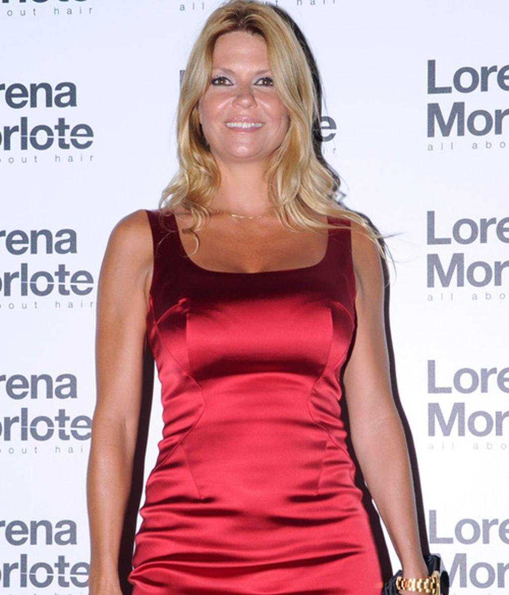 Lorena Morlote en Marbella