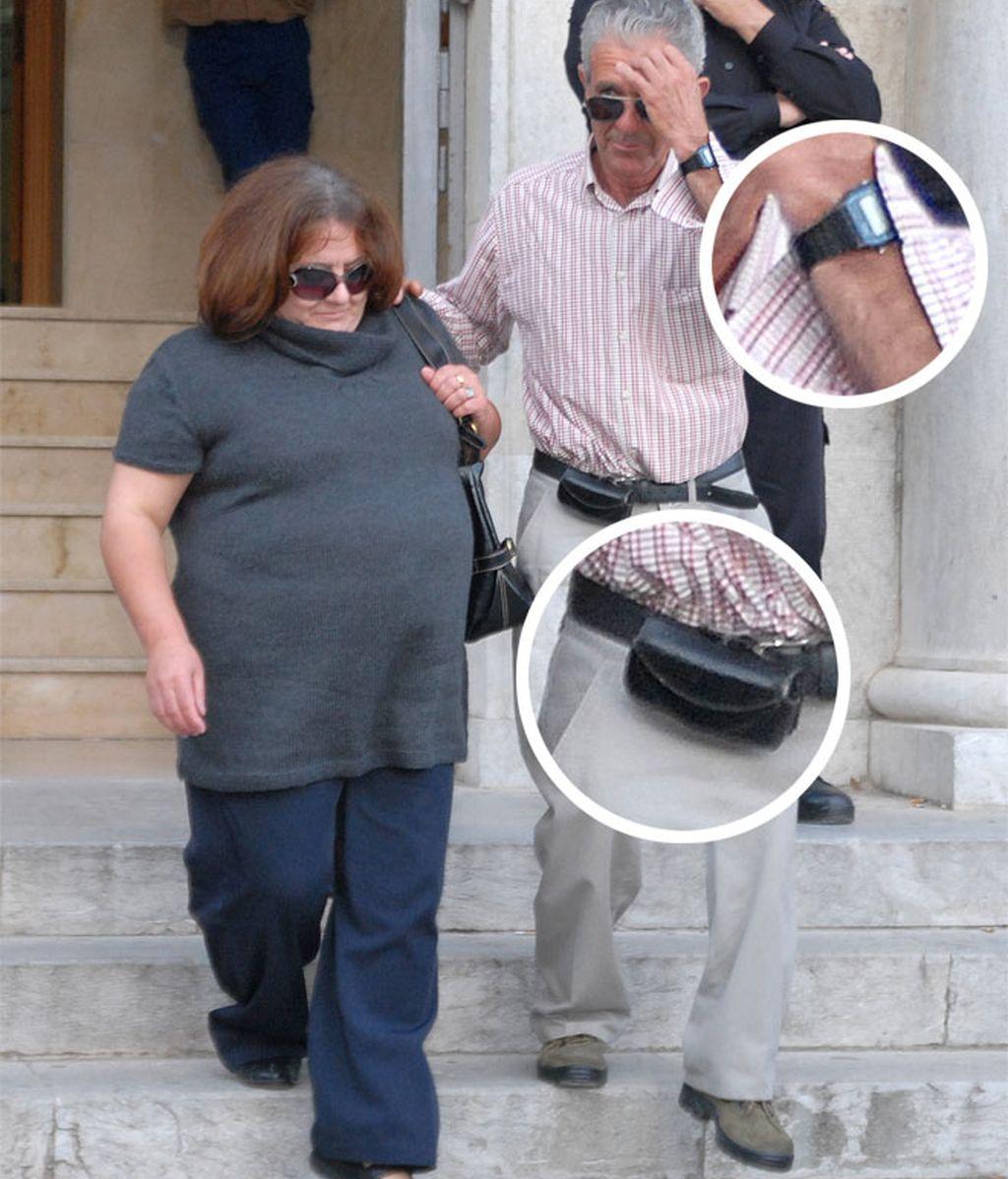 Looks extremos en el juicio de Campanario