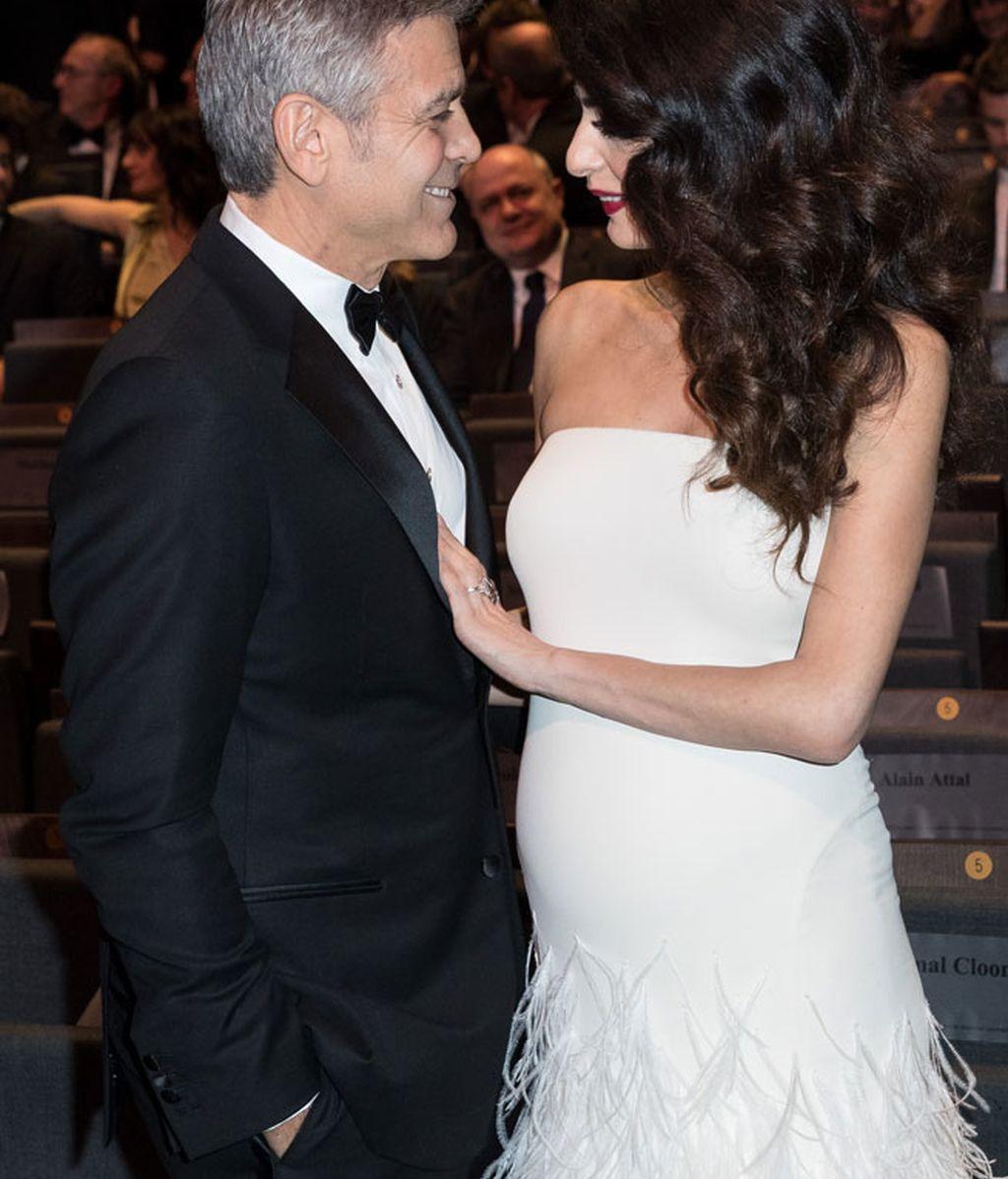 George y Amal