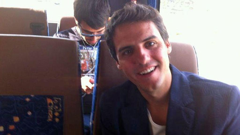Risas y buen rollo en el autobús de Guasap!