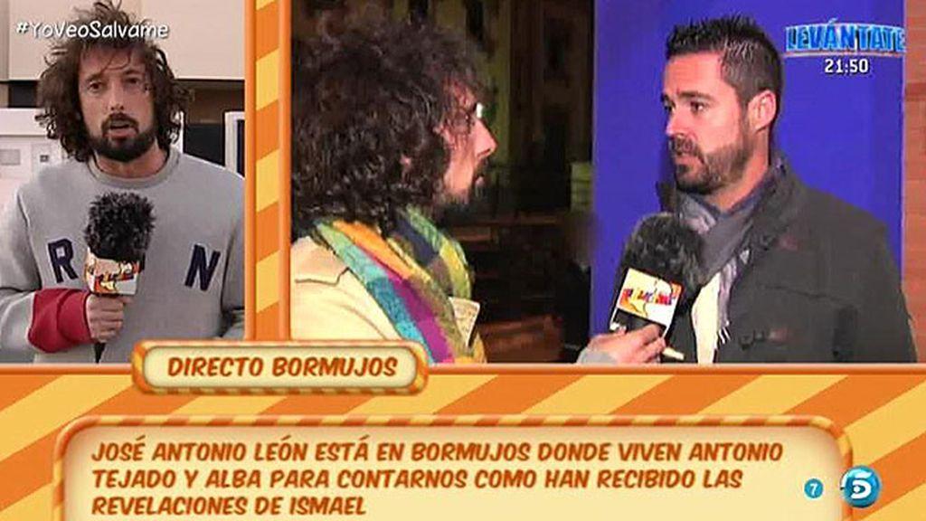 """Jose Antonio León: """"Hay dos exnovios más de Alba dispuestos a hablar"""""""