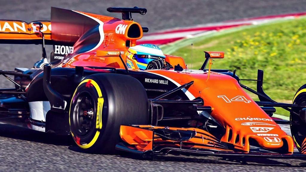 Fernando Alonso, Fórmula 1, McLaren