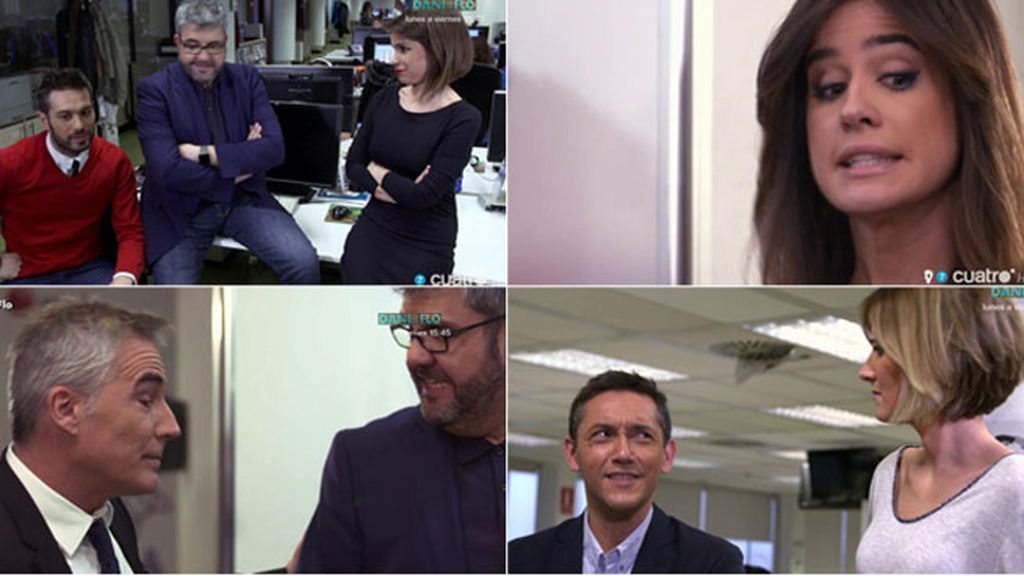 Los presentadores de Mediaset apoyan (poco) a 'Dani&Flo'