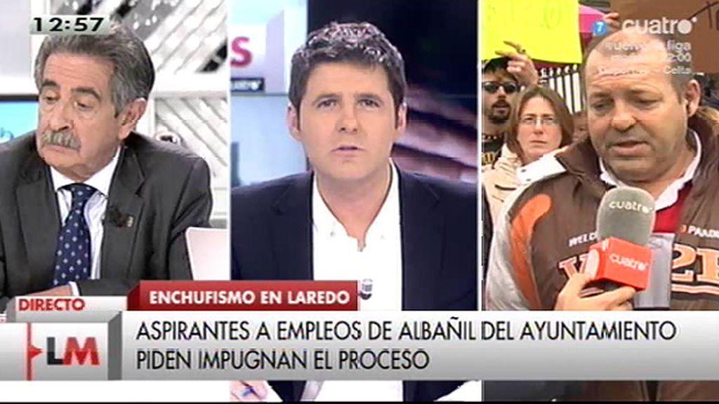 """Aspirantes a 46 plazas de peón de albañil denuncian """"extrañas"""" notas en los exámenes"""