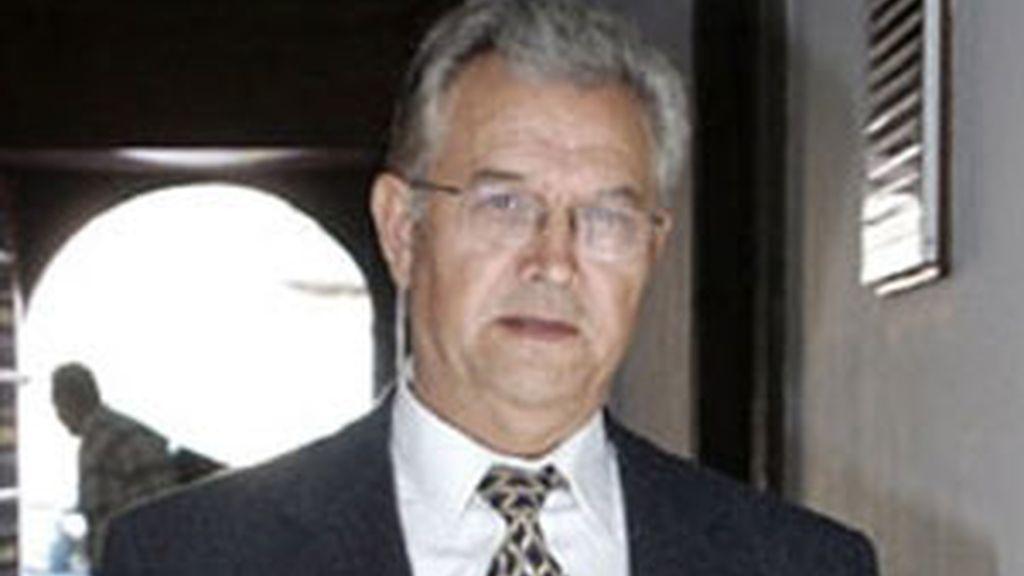 El ex presidente de la Audiencia Provincial de Las Palmas, José Antonio Martín Martín. Foto: Archivo.