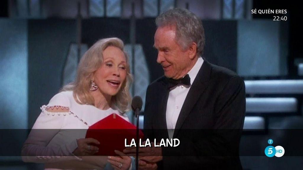Así ve 'Sálvame' el gran error de los Oscar