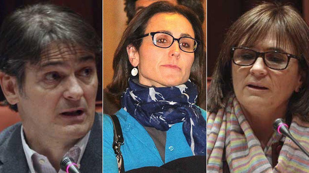 Marta, Mireia y Oriol Pujol citados a declarar como investigados por blanqueo