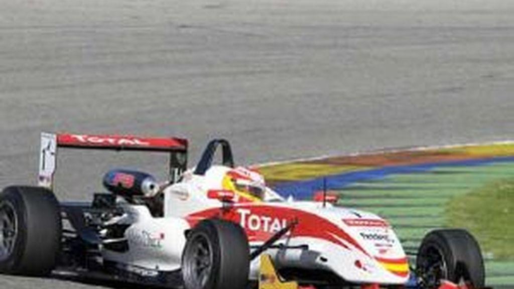 El equipo de Adrián Campos compite en el European F3 Open. Foto: camposracing.com