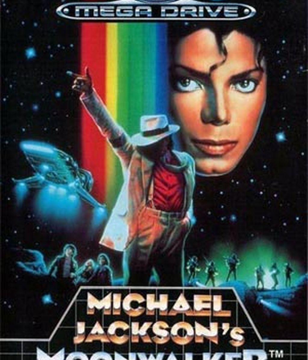 'Moonwalker' (1988) para Sega.