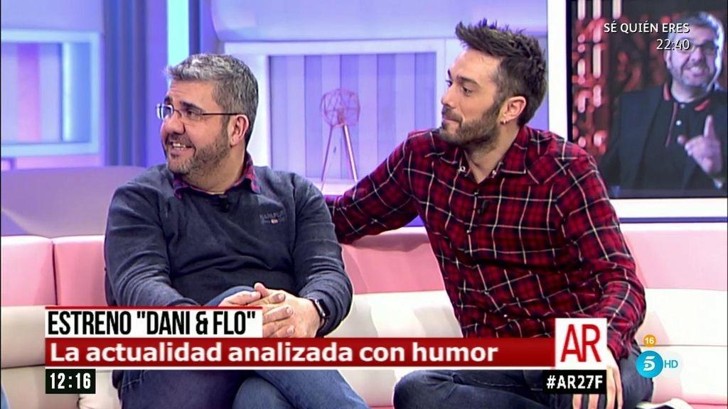 """Florentino Férnandez: """"La actualidad de ahora está muy bien para hacerla divertida"""""""