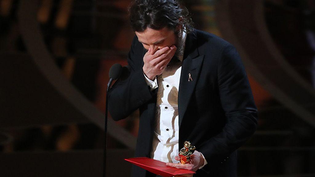 Casey Affleck, Óscar a mejor actor